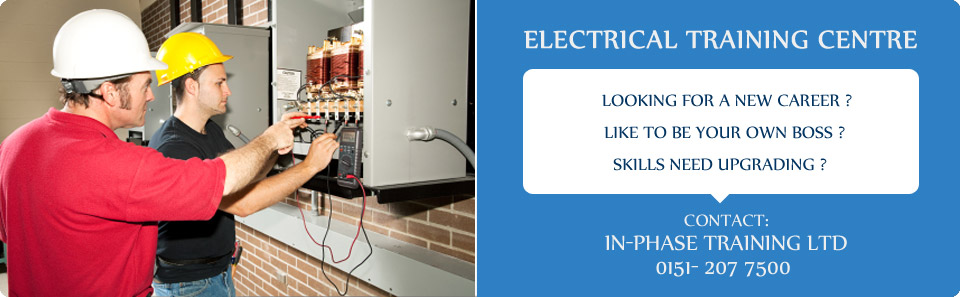 In Phase Training Ltd - Electrical Courses