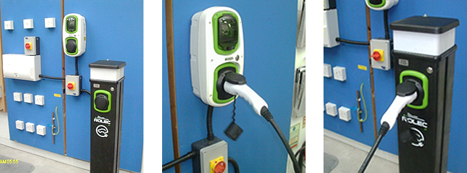 Electric Car Charging Course