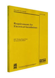 17th Edition Wiring Regulations Book